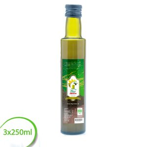 aceite virgen extra ecologico almeria 3x250ml