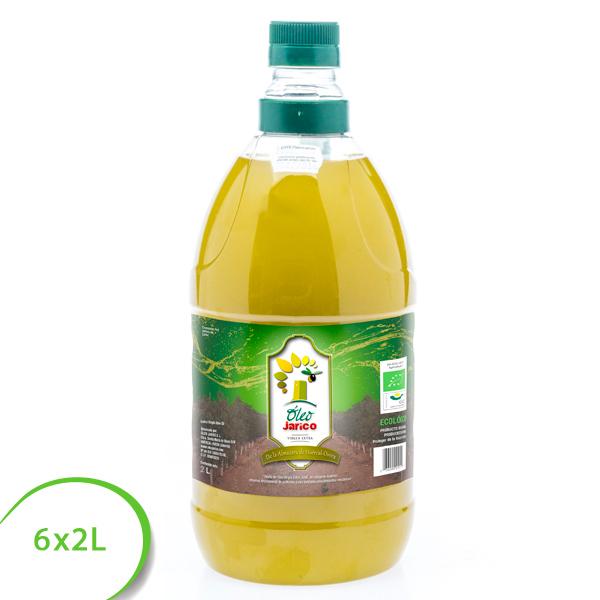 aceite ecologico virgen extra de almeria 6x2l