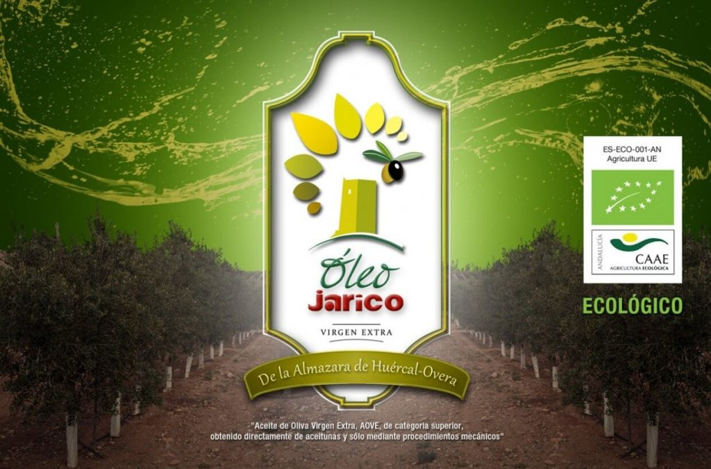 aceite de oliva virgen extra ecológico oleo jarico