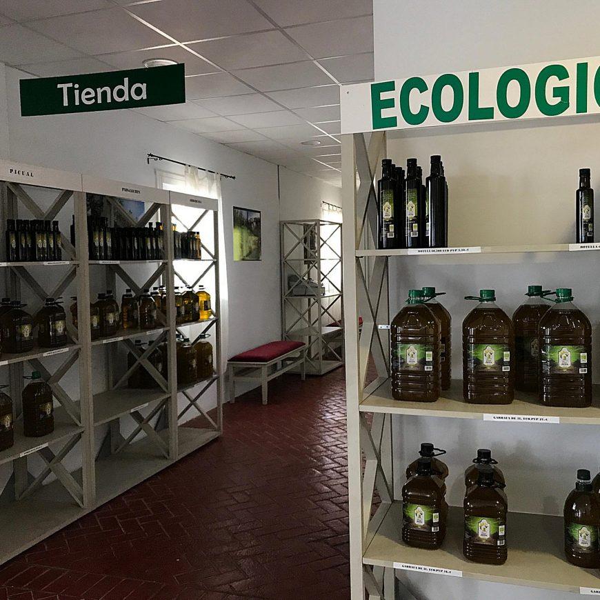 Aceite de oliva virgen extra ecológico de Almería en Óleo Jarico