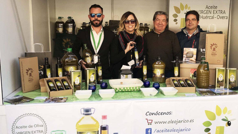 Óleo Jarico te acerca su sabor en las ferias gastronómicas de Almería
