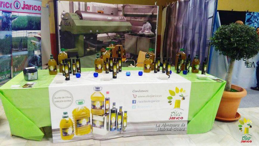 Óleo Jarico en la I Semana del Vino y del Aceite