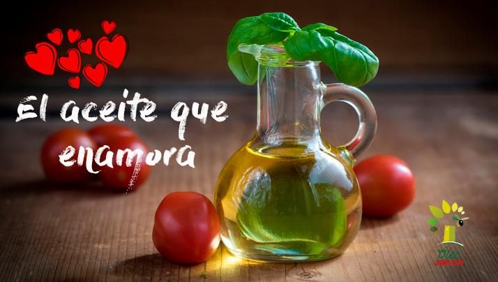 Arbequina, la variedad de aceite que enamora en San Valentín