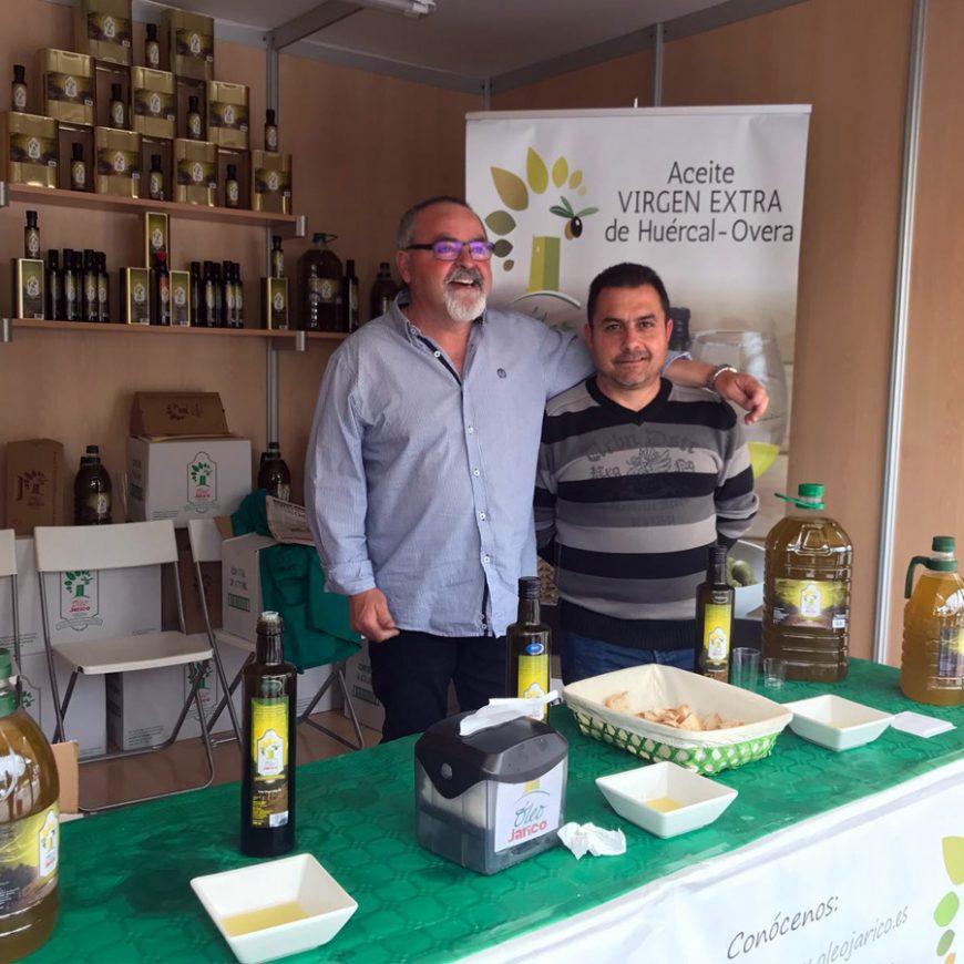 El aceite de oliva virgen extra de Óleo Jarico conquista Degustho 2018