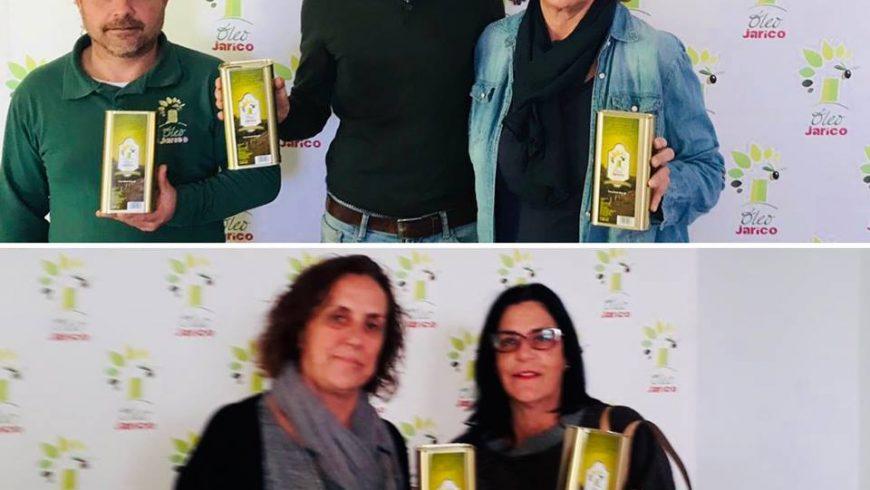 Óleo Jarico realiza su tradicional donación de aceite de oliva para cofradías de Huércal Overa
