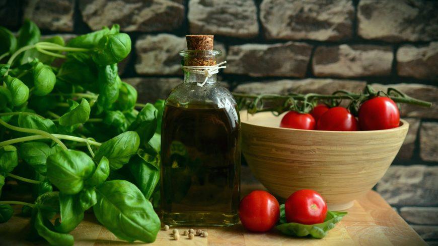 Tres recetas refrescantes con aceite de oliva virgen extra